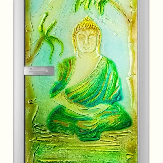 Villa Glass Studio - budda