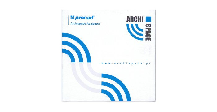 ARCHISPACE Płyta CD-ROM