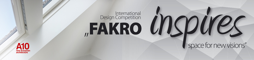 FAKRO inspires - space for new visions!